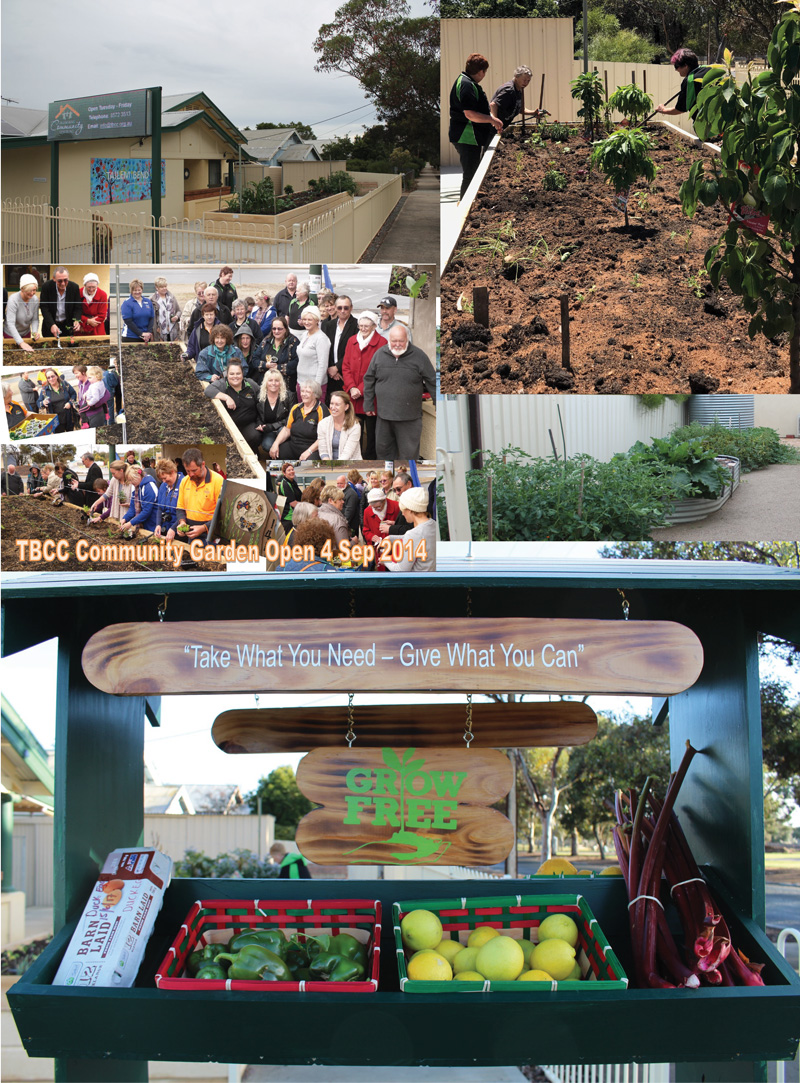 TBCC Community Garden