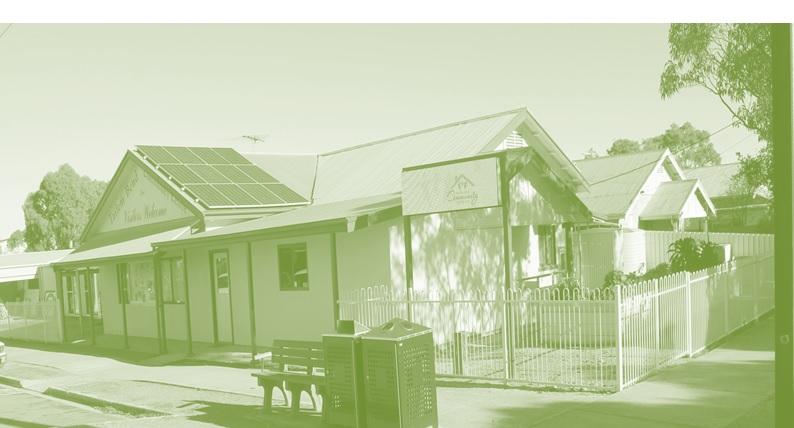 Tailem Bend Community Centre, Railway Tce Tailem Bend