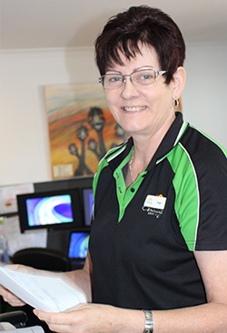 Trudy Stanley - Cleaner / Volunteer Receptionist